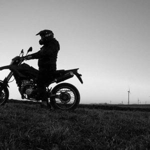 Motorrad fahren lernen