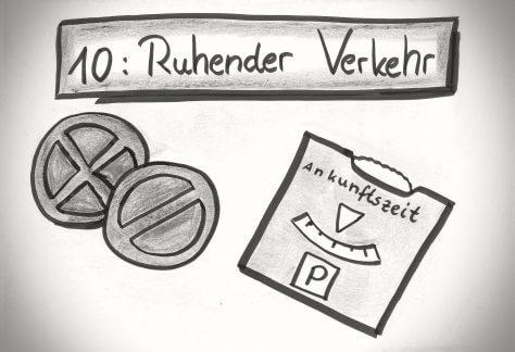 Fahrschultheorie - Lektion 10 - Theorie - Führerschein