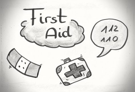 Workshoop - First-Aid-Course - english